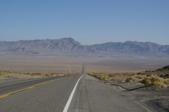 Outside of West Wendover, Nevada [Wendover High Payout Returns}