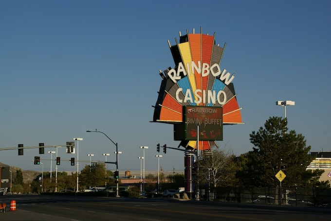 Rainbow Hotel Casino [Wendover High Payout Returns}
