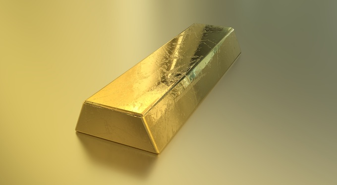 A Bar of Gold Bullion [Learn How to Play Slot Machines]