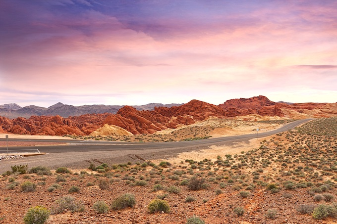 Valley of Fire [Nevada Slot Machine Casino Gambling 2019]