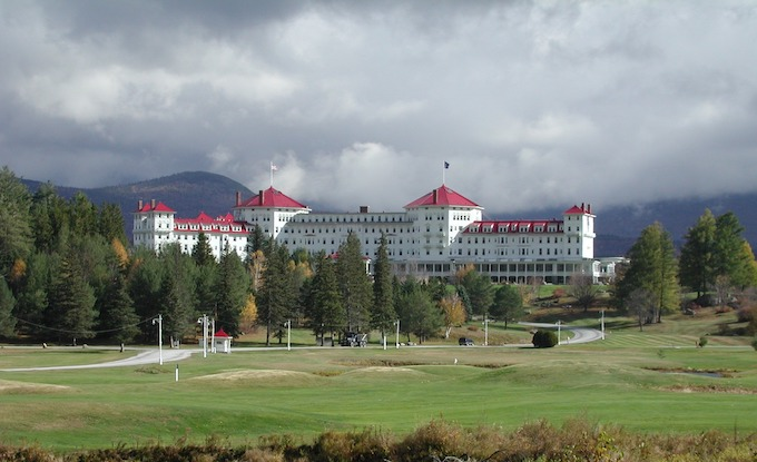 Bretton Woods Resort near Mount Washington [New Hampshire Slot Machine Casino Gambling 2019]