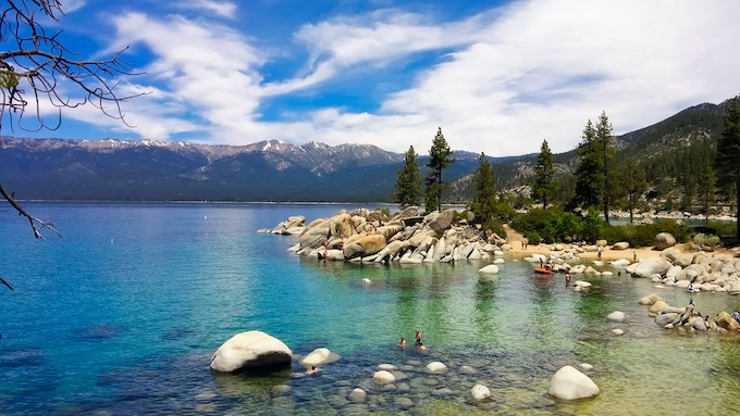 Lake Tahoe [Nevada Slot Machine Casino Gambling 2019]