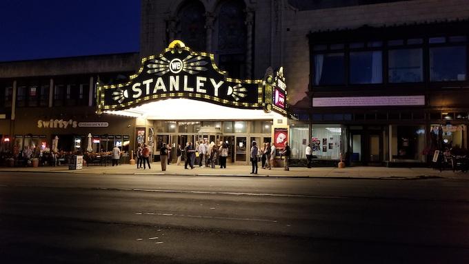 Stanley Center for the Arts in Utica [New York Slot Machine Casino Gambling 2019]