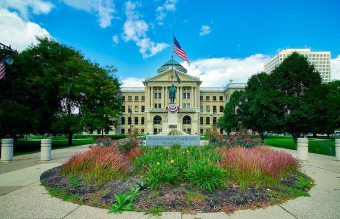 Lukas County Courthouse [Ohio Slot Machine Casino Gambling 2019]