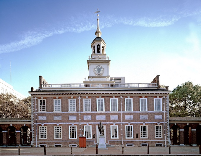 Independence Hall [Pennsylvania Slot Machine Casino Gambling 2019]
