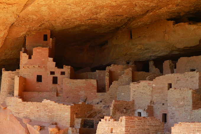Mesa Verde National Park, Colorado [American Indian Tribal Casinos]