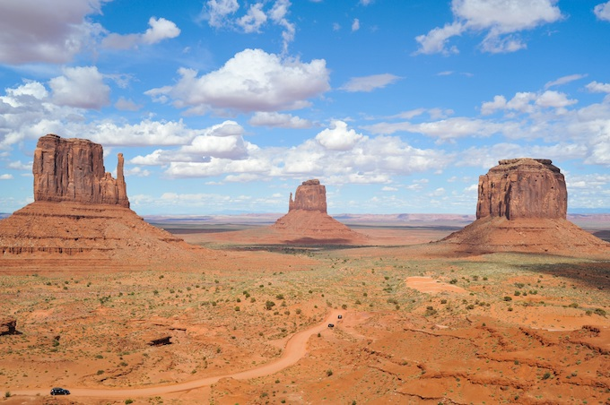 Monument Valley Tribal Park, Navajo Nation [American Indian Tribal Casinos]