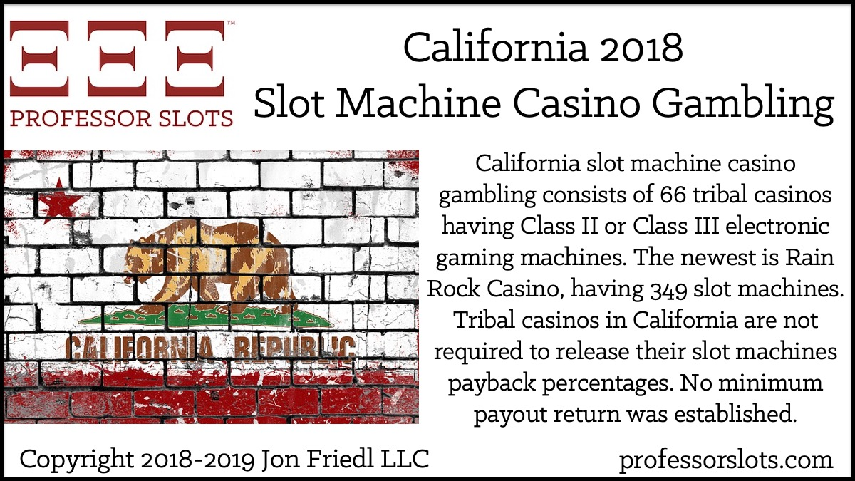 Slots Casino California