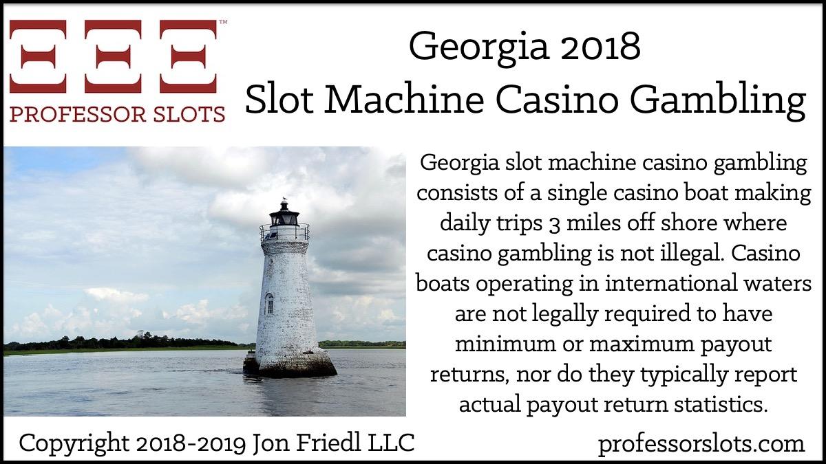 Georgia Slot Machines