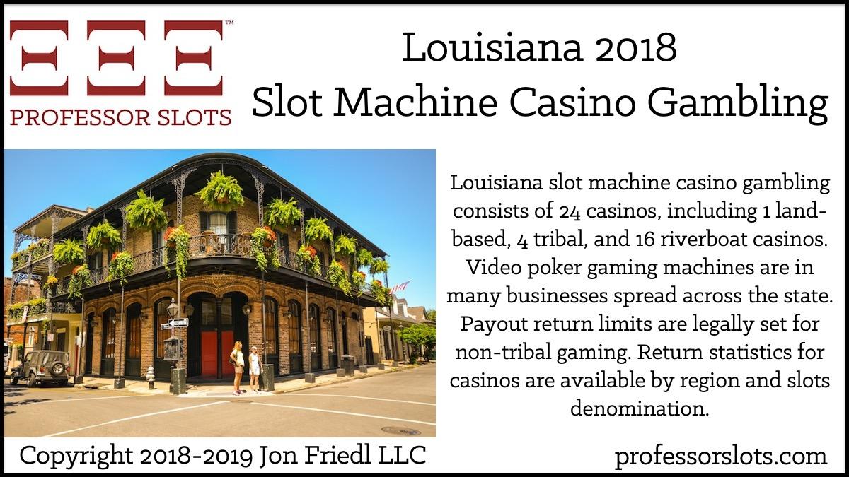 the best casinos in louisiana