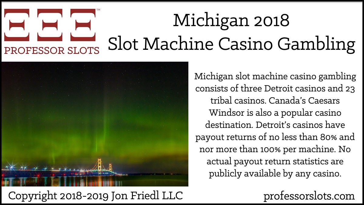 casinos in michigan for 18 year olds