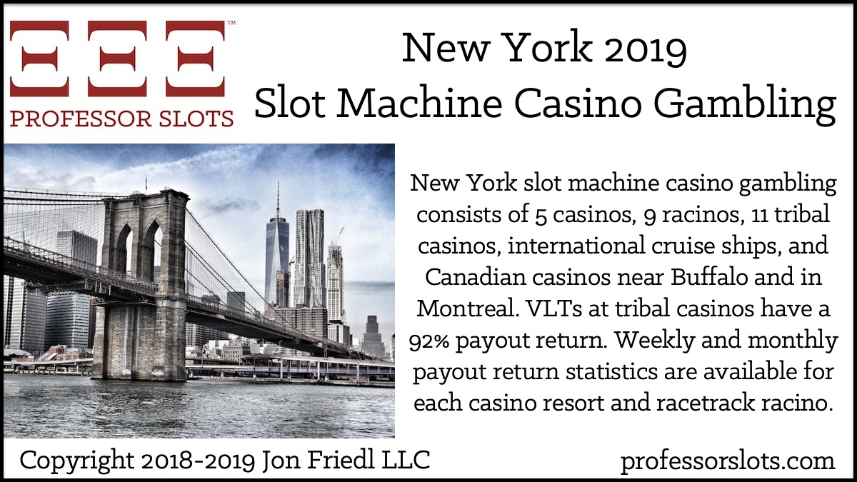 New York Slot Machine