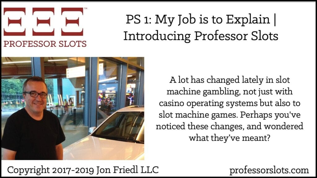 A lot has changed lately in slot machine gambling, not just with casino operating systems but also to slot machine games. Perhaps you've noticed these changes, and wondered what they've meant?