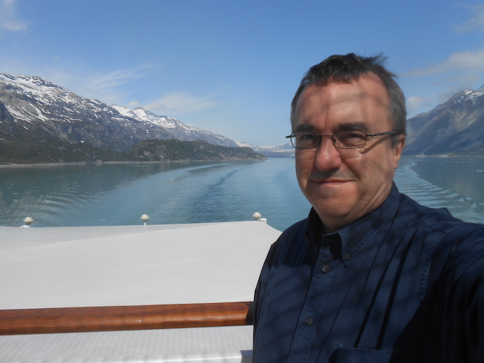 Complimentary seven-day cruise to Alaska [About Professor Slots]