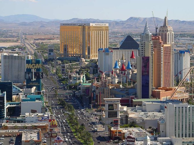 The Las Vegas Strip [World Gaming Industry]