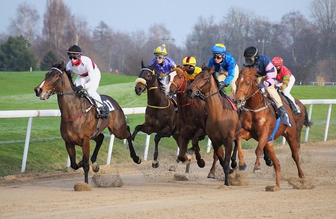 Horse Racing [World Gaming Industry]