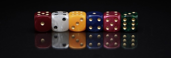Six-Sided Dice [World Gaming Industry]