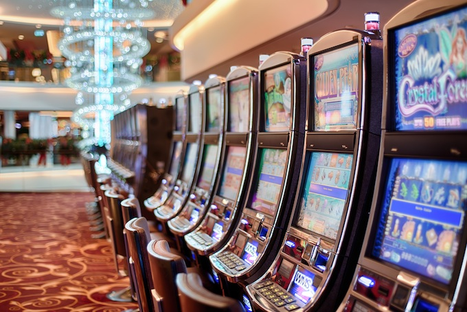 Slot Machines with Video Screens [Slot Machines Invented]
