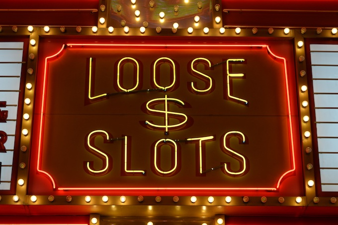 Loose Slot Machines as Secret Promotions [Las Vegas Visit]
