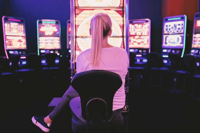 Gambling on a Casino's Slot Machine [International Game Technology PLC 2019]