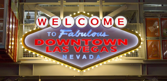 Welcome to Fabulous Downtown Las Vegas [Las Vegas Visit]
