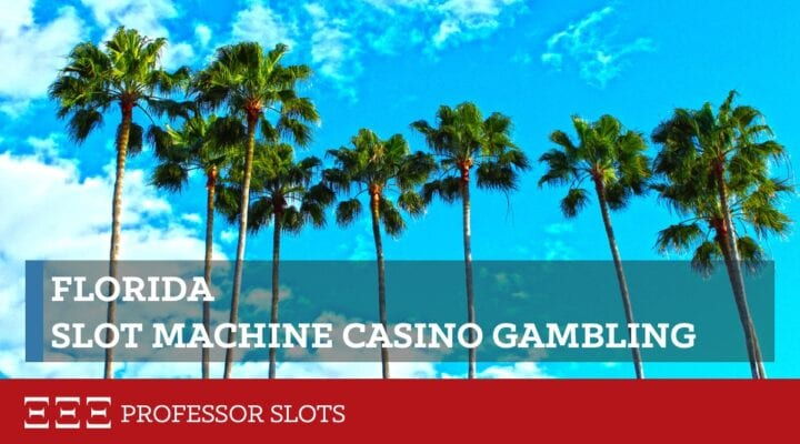 Florida slot machine casino gambling consists of eight pari-mutuel racetracks in Miami and Fort Lauderdale, seven tribal casinos in southern Florida, senior center arcades, multi-day cruise ships with onboard casinos to international destinations, and several day-long gambling boats which sail to international waters.