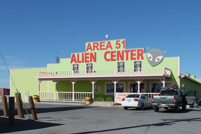 Area 51 Alien Center Giftshop [Nevada Slot Machine Casino Gambling in 2020]