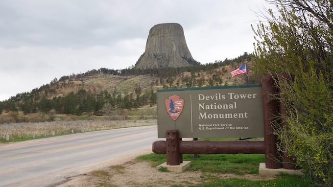 Devils Tower National Monument [South Dakota Slot Machine Casino Gambling in 2020]