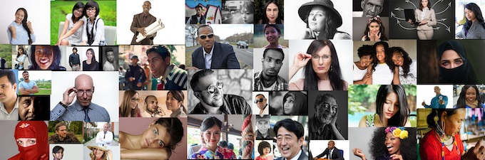A Mosaic of Diverse Portraits [International Game Technology 2020]