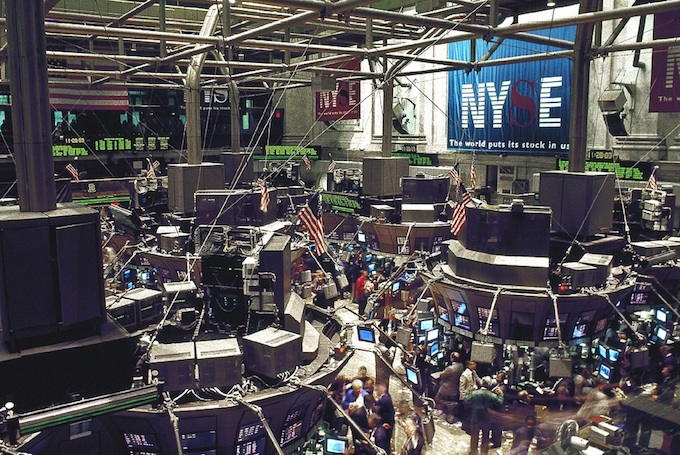 The New York Stock Exchange [International Game Technology 2020]