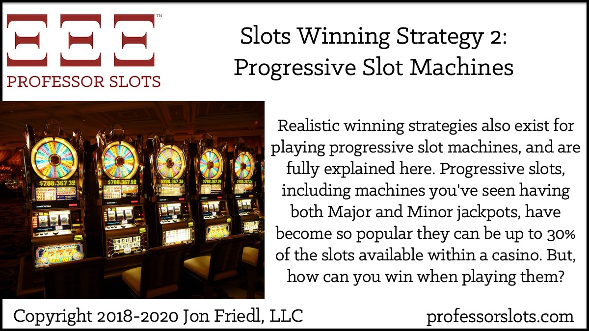 Free Progressive Slots No Download