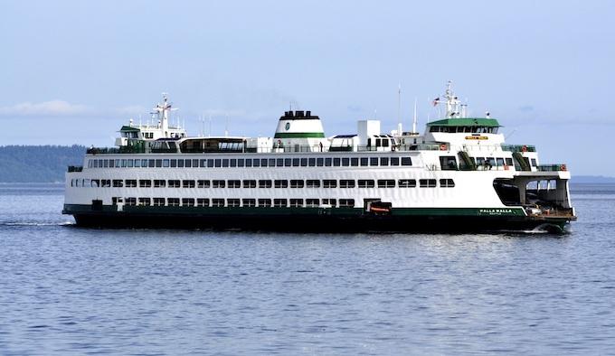 Seattle-Bainbridge Island Ferry [Washington Slot Machine Casino Gambling in 2020]