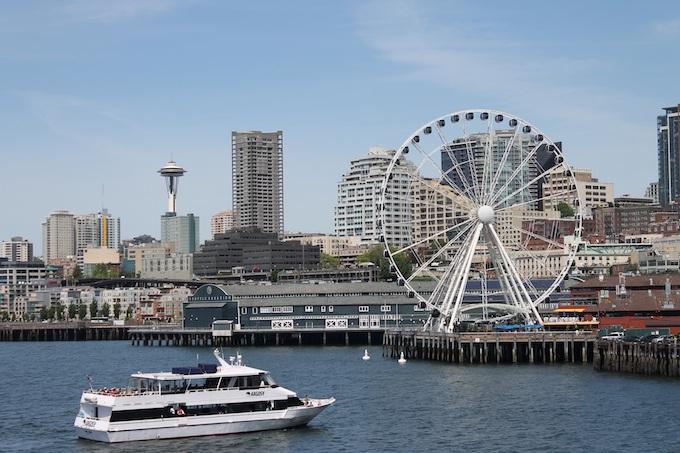 Seattle's Pike Place Fish Market [Washington Slot Machine Casino Gambling in 2020]