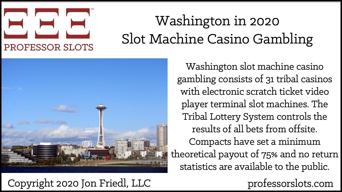 Washington State Gambling Laws