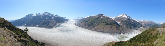 Salmon Glacier Near Hyder [Alaska Slot Machine Casino Gambling in 2020]