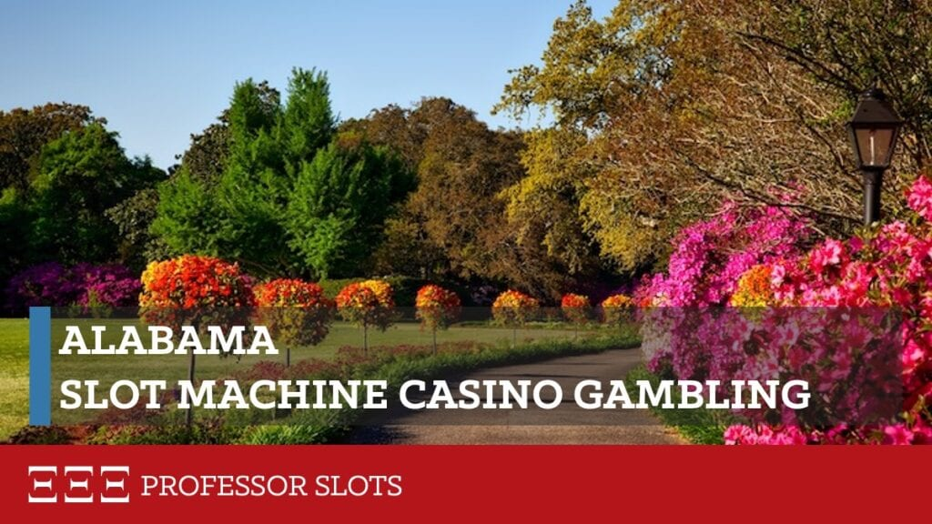 Alabama slot machine casino gambling consists of five casinos and one cruise ship to international destinations. The land-based casinos, three of which are American Indian tribal casinos, offer Class II competition-style bingo gaming machines. No theoretical payout limits or actual return statistics are available.