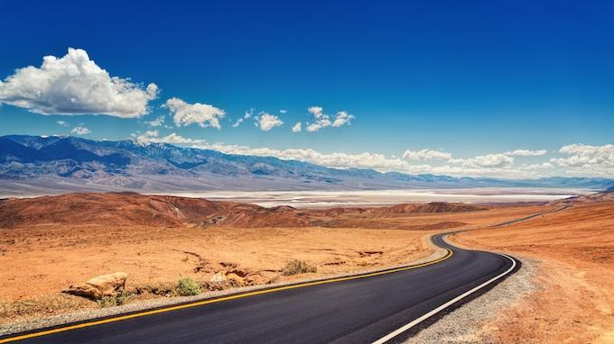 Death Valley Road [California Slot Machine Casino Gambling in 2020]