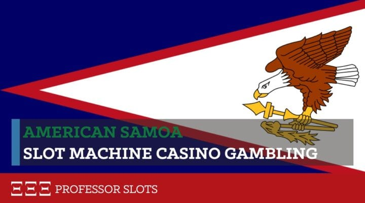 American Samoa slot machine casino gambling does not exist. Bingo, which is not gambling on this U.S. island territory, is available. Visiting international ships cruising the South Pacific from Australia and New Zealand have onboard casinos. Otherwise, the nearby independent nation of Samoa has casino junkets for non-locals.