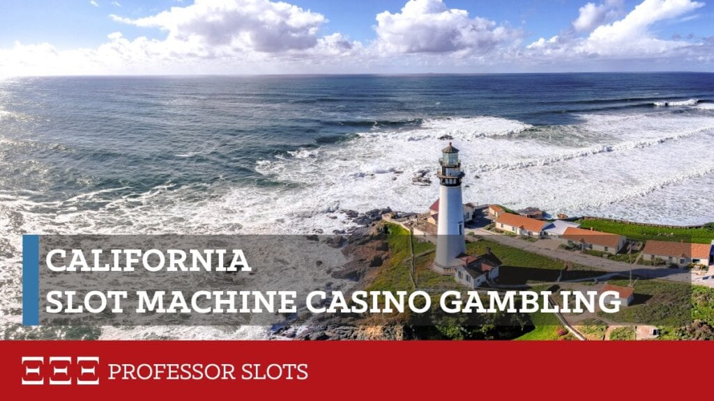 California slot machine casino gambling consists of 65 American Indian tribal casinos on reservations, the third-largest number of casinos in any U.S. state after Nevada and Oklahoma. Tribal-state gaming compacts do not include theoretical payout limits nor do they require the public reporting of return statistics.