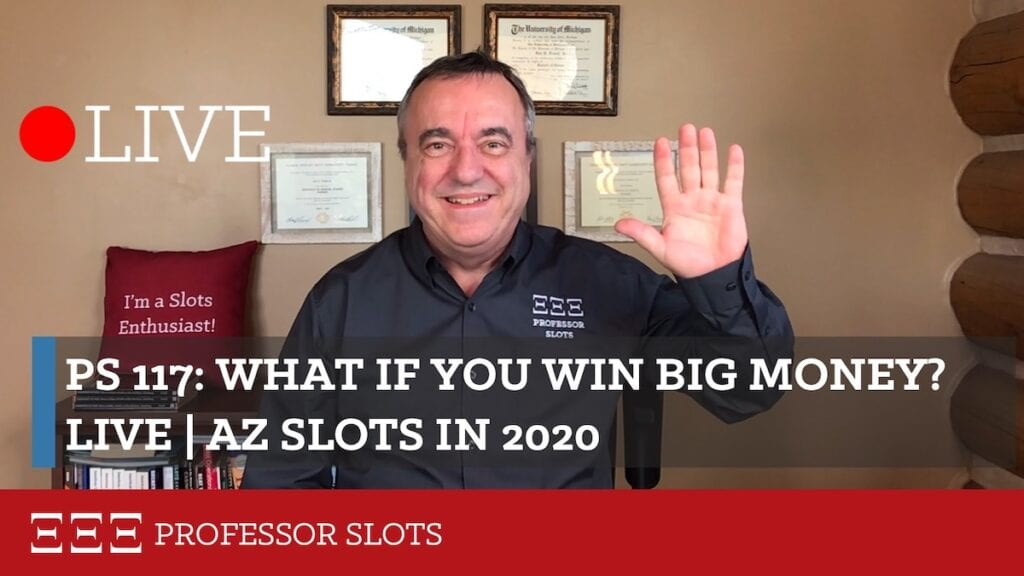 Do you want to win a 60-thousand-dollar slot machine jackpot? Are you sure? What's your plan? From making the bet to income tax preparation, I go over what you need to prepare for. Like, how many $100 bills can you carry without being obvious? And, is there a legal way to not pay income taxes? Plus, Arizona slots in 2020.