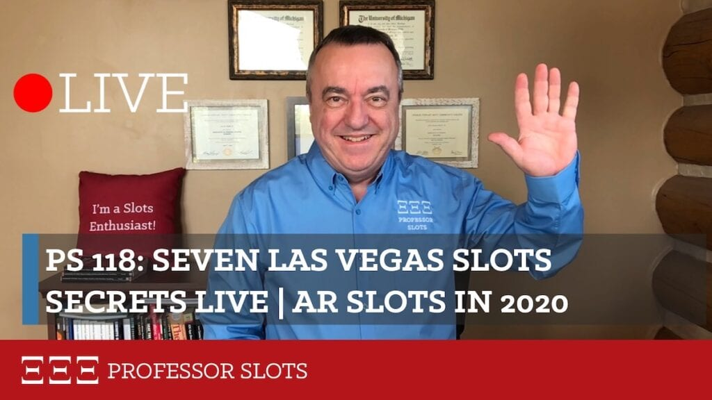 Las Vegas visits exceed 42 million people yearly. You might soon be one of them. Have you prepared for your trip? What's your plan to win? I offer seven secrets to winning at slots in Las Vegas. Whether you're a frequent traveler or a newbie, be better prepared for slots in Las Vegas. Plus, Arkansas slots in 2020.
