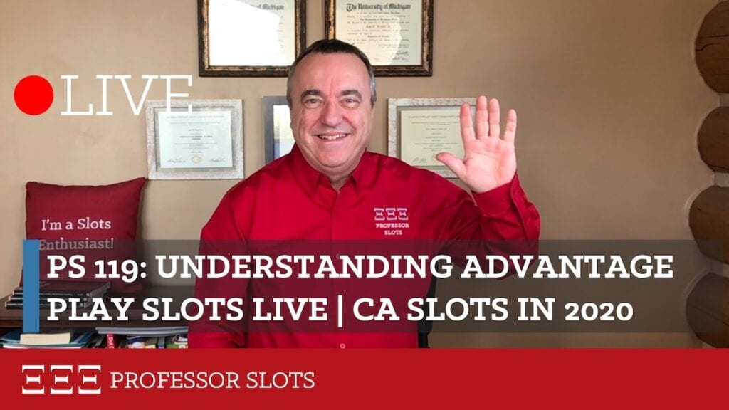 Advantage plays have always been a bit mysterious and downright secretive because sharing them is counter-productive to winning at slots when using them. But sharing is caring, so let's discuss it for new and up-and-coming APs on understanding advantage play slots from a modern perspective. Plus, California slots in 2020.
