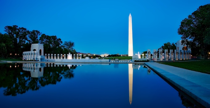 The Washington Memorial [District of Columbia Slot Machine Casino Gambling in 2020]