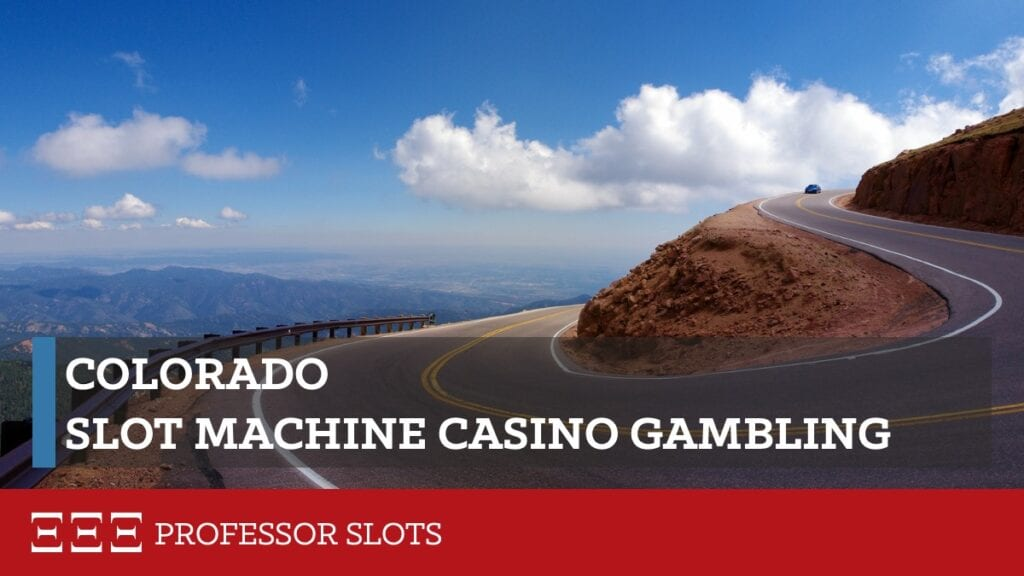 Colorado slot machine casino gambling consists of 29 commercial casinos in the historic mountain towns of Black Hawk, Central City, and Cripple Creek. Two tribal casinos are on reservations near the Arizona border and in the southwest corner of Colorado. In November 2020, voters approved Amendment 77 with 60% in favor.