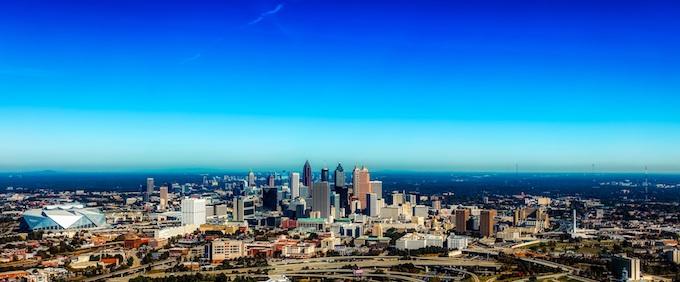 The City of Atlanta [Georgia Slot Machine Casino Gambling in 2021]