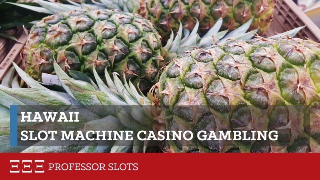 Hawaii slot machine casino gambling does not exist. Alongside Utah, Hawaii is one of the most uncompromising states towards legalized gambling. Why? Because there's no profit in doing so. All land supports Hawaii's strong tourism industry. Diverting valuable land toward a casino would result in a tremendous loss of revenue.
