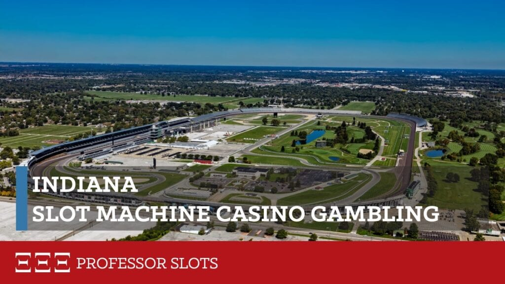 Indiana slot machine casino gambling consists of fourteen commercial casinos, including two proposed commercial casinos, and a tribal casino with Class II bingo-style gaming machines. There are no theoretical payout limits, but monthly return-to-player return statistics are available for the commercial casinos.
