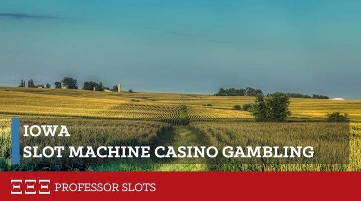 Iowa slot machine casino gambling consists of 23 casinos including four tribal casinos. The tribal casinos have theoretical payout limits of 80% and 99% of the amount wagered but the commercial casinos have none. However, the commercial casinos offer monthly return statistics for each casino by slot machine denomination.