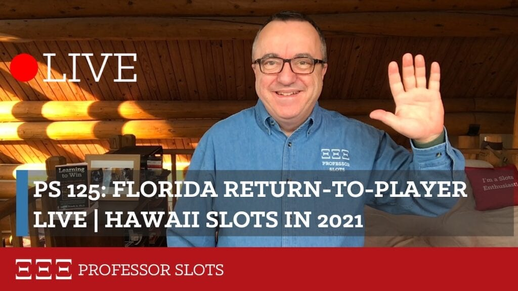 "All U.S. casinos closed in 2020 for months. Since then, one of the biggest concerns of slots enthusiasts is that casinos are trying to ""make back their lost gaming revenue."" But is that true, state-by-state, for either commercial or tribal casinos? And if so, for which? Let's look closely at Florida slots RTP for its commercial casinos. Plus, Hawaii slots in 2021."