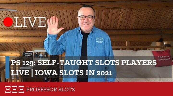 You no longer need to be self-taught. Watch, read, or listen to hours and hours of my free content or buy my book Learning to Win. Then, when you're ready, book a 1-on-1 consultation to develop a strategic game plan to take your slots performance to the next level. I'll also offer an online slots course soon. Plus, Iowa slots in 2021.